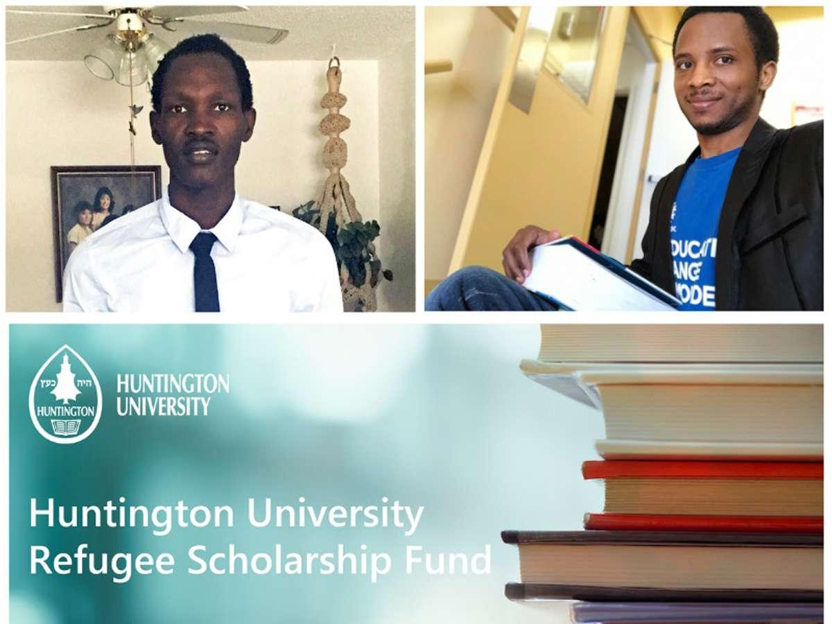 News Release Huntington University Refugee Fund Recipients 2019