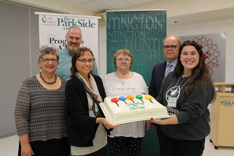News Release Huntington University and ParkSide Centre Celebrate International Day of Older Persons