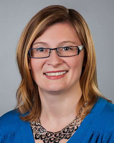 Head Shot of Dr. Janis Goldie, Department Chair and Associate Professor of Communication Studies at Huntington University
