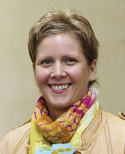 Head Shot of Dr. Birgit Pianosi, Associate Professor of Gerontology at Huntington University