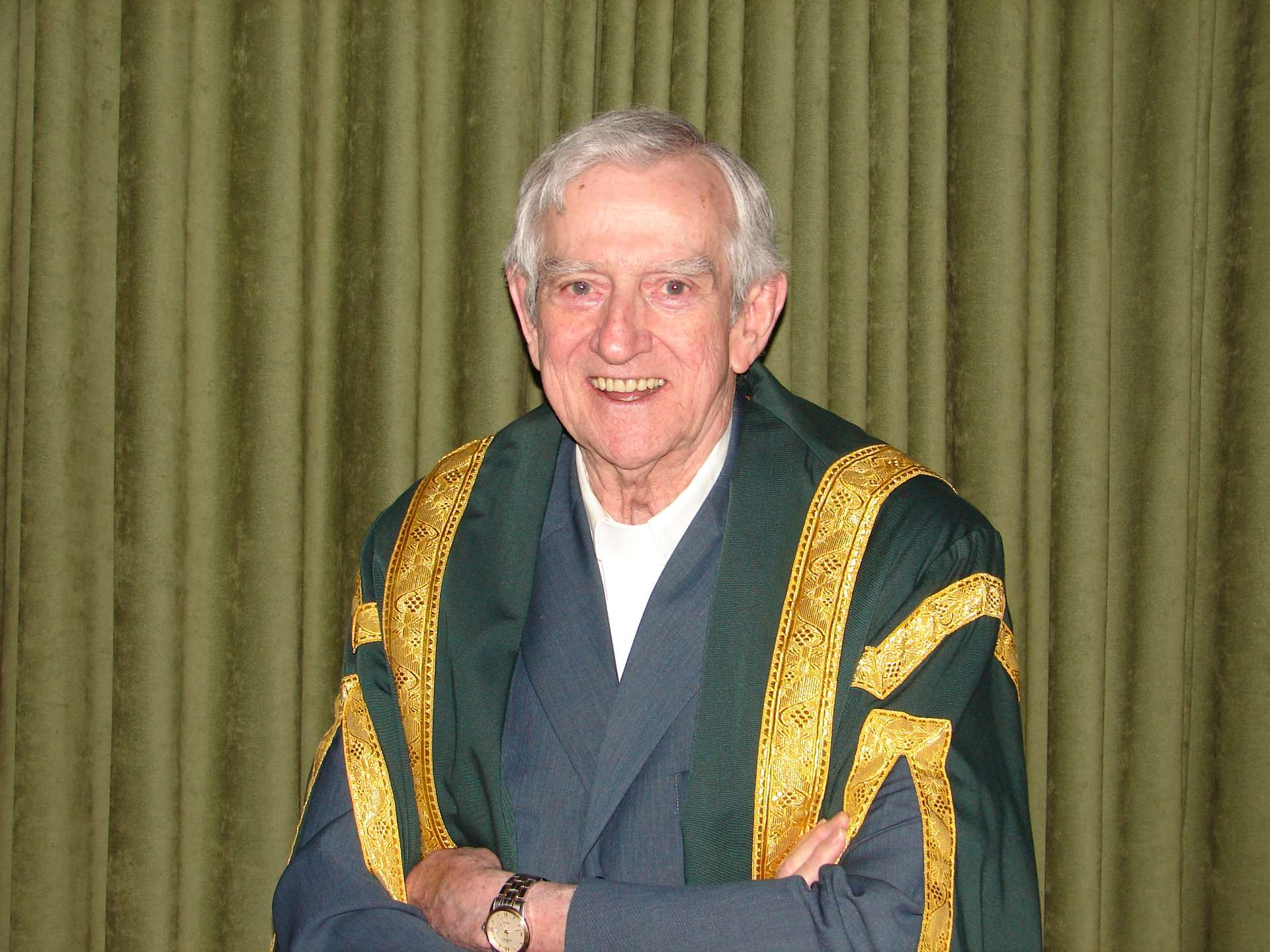 News Release - In Memory of Rev. Dr. Murray Arnill