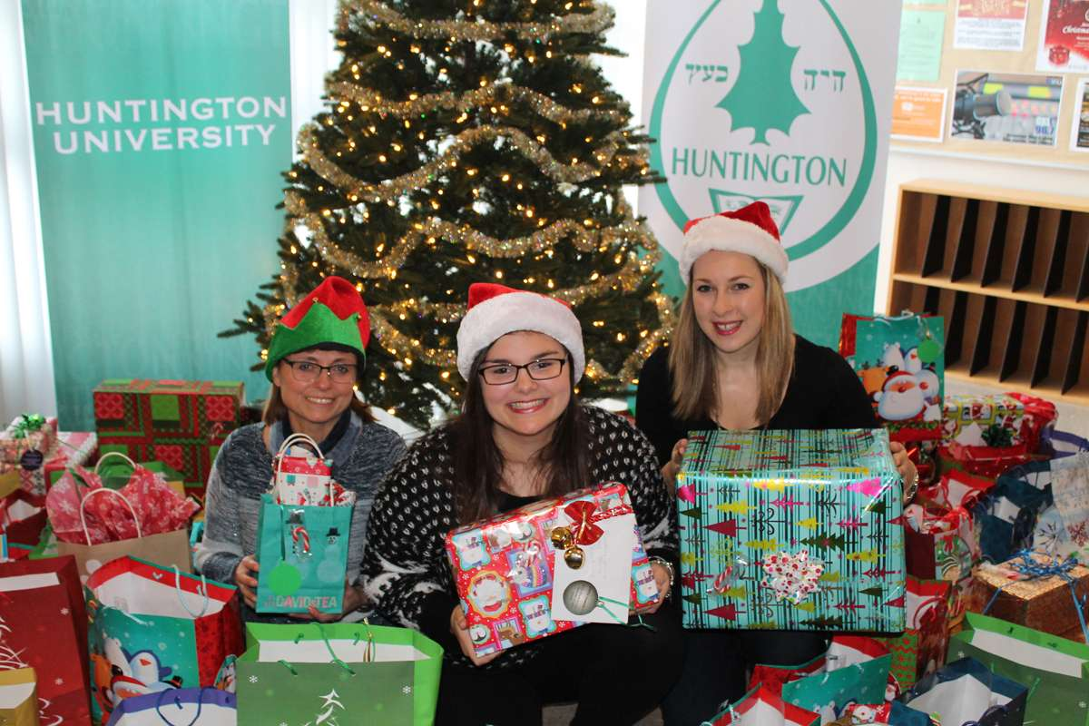 News Release 2016 HUGS Giving Tree Campaign