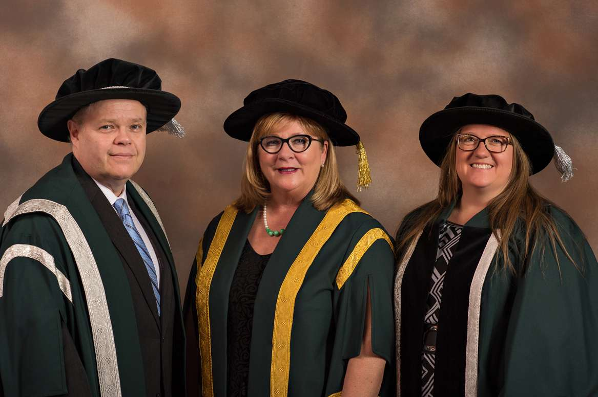 News Release Installation of New Chancellor