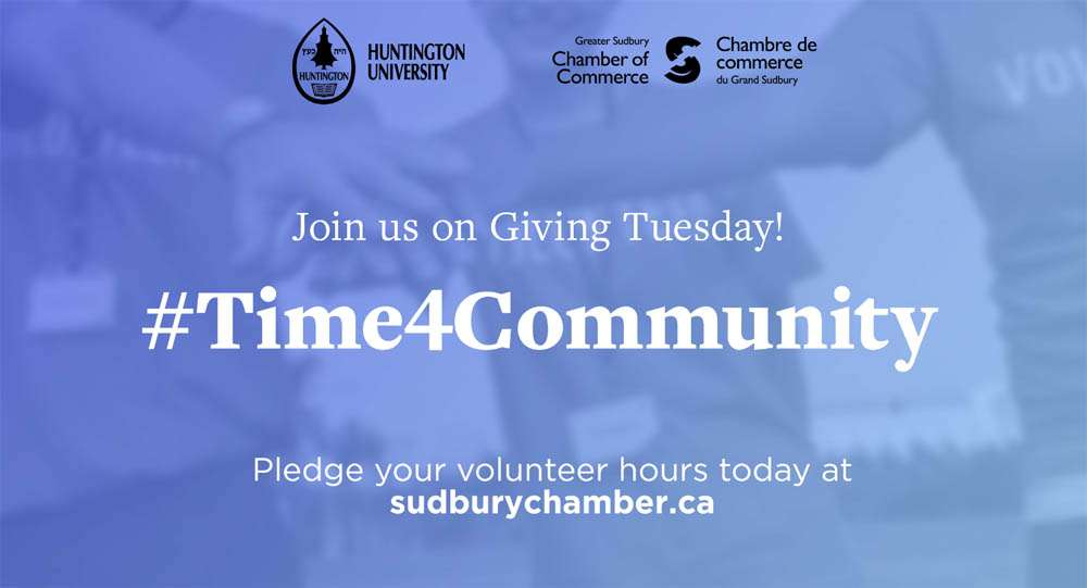 News Release Launch of 2018 Giving Tuesday #Time4Community campaign